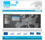 EuroCine 7th Edition - Map
