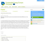 Sustainable Energy Europe Campaign - Misc